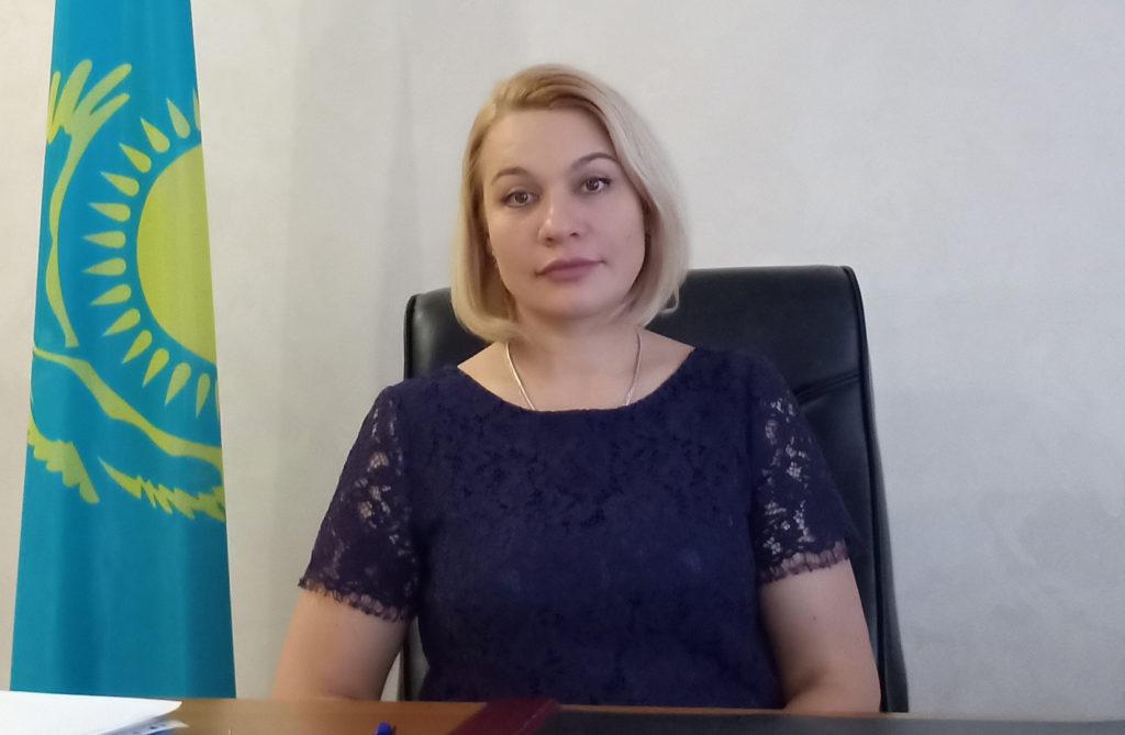 Старина Александра Петровна - директор колледжа